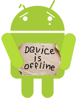 android-sad-device-is-offline